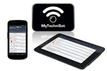 MyTechniSat App