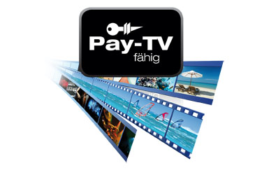 Pay-TV-fähig