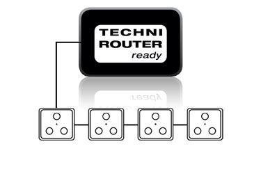 TechniRouter-ready