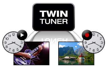 Twin-Tuner