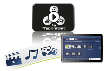 MyTechniSat MultiPlay App